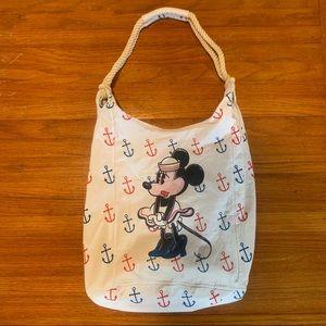 Disney Beach Bag - Sailor Minnie